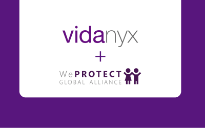 VidaNyx Joins WePROTECT and Mission to Fight Child Sexual Abuse Online